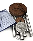 Directly Shipped Packaged for Gift Giving 28 inches in total length Deep Tone Memorial Magnet Included