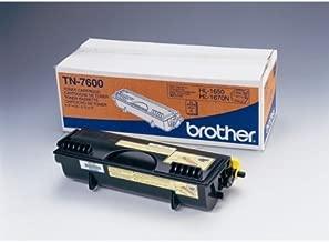 Original Brother Toner-kit TN-7600 ; Ca. 6,500 páginas; für HL 1650, 1670, 1850, 1870, 5030, 5040, 5050, 5070