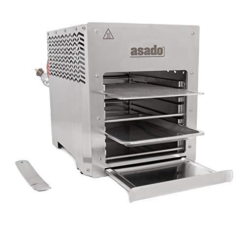 Asado 800 XL Oberhitze Gasgrill   Hochtemperaturgrill, Steakgrill