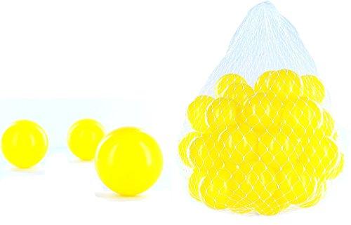 50-10000 bolas para niños, bebés y animales, multicolor, diámetro de 55mm, a...