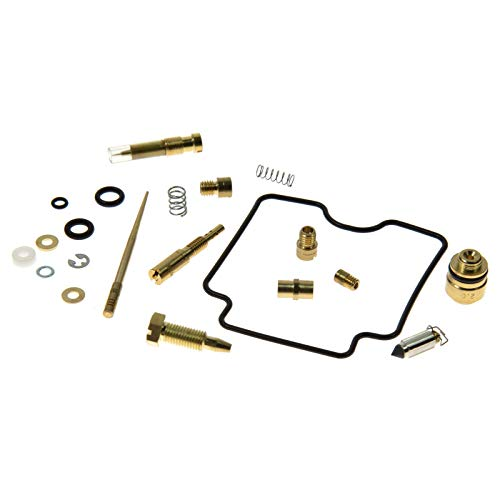 Carb Repair Kit for 2006-2009 Yamaha Wolverine 350 & 2007-2011 Yamaha Grizzly 350 - Factory Spec 1564-0008