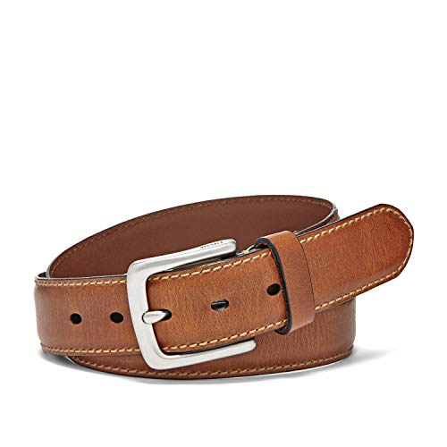 Fossil Aiden Belt Mb125520034 (Brown/34)
