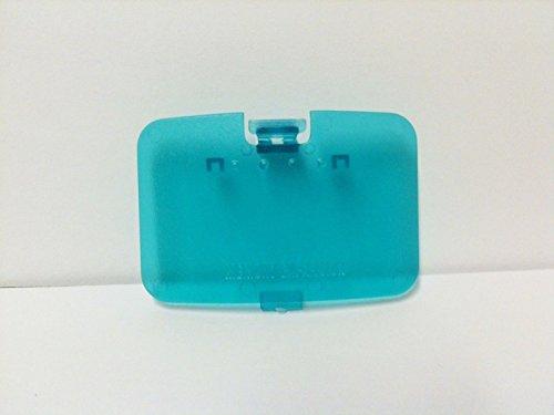 RepairBox N64 Ersatz-Speicher-Tür-Abdeckung - Ice Blue