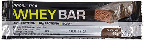 Whey Bar Chocolate, Probiótica