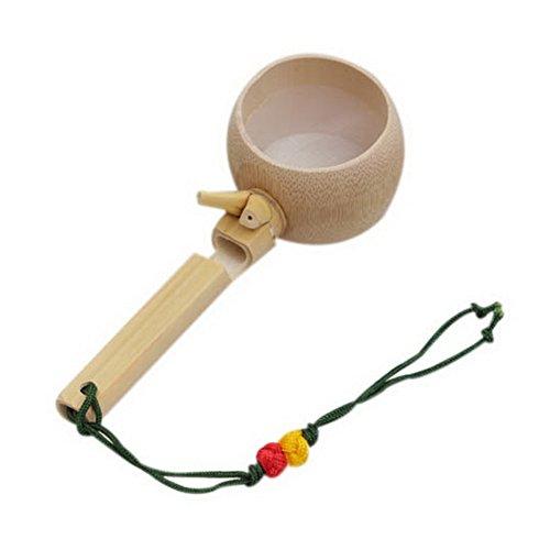 Spicy Meow Accessoire créatif Japonais de cérémonie de thé de Kung Fu, Filtre de Maille de Fil de Bambou d'offr