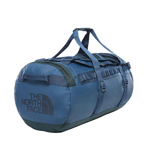 THE NORTH FACE Tasche Base Camp Duffel 3ET Blue Wing Teal/URBAN Navy S
