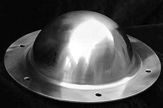 GDFB AB0129 Shield Boss with Hemispherical Dome, 7.5