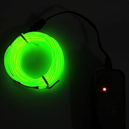 VICKY-HOHO - Tira de Luces LED Flexible (Control USB), H