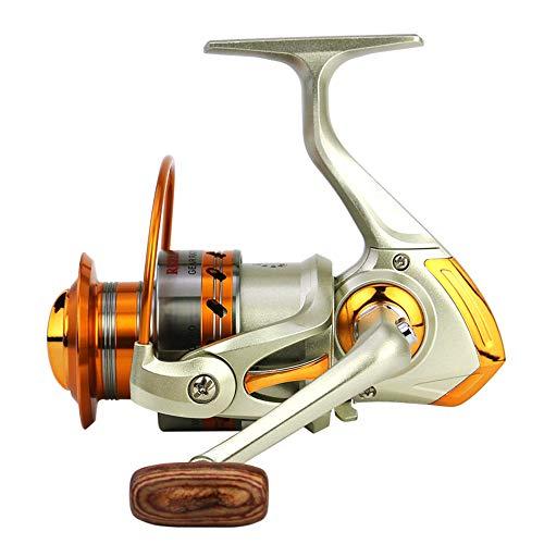 Ultralight Spinning Reel Ice Fishing Reel Light Weight,...