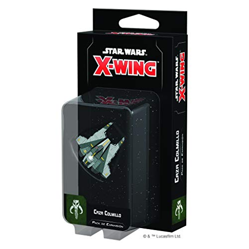 Fantasy Flight Games- SW X-Wing 2.0: Caza Colmillo - Español, Multicolor (SWZ17ES)