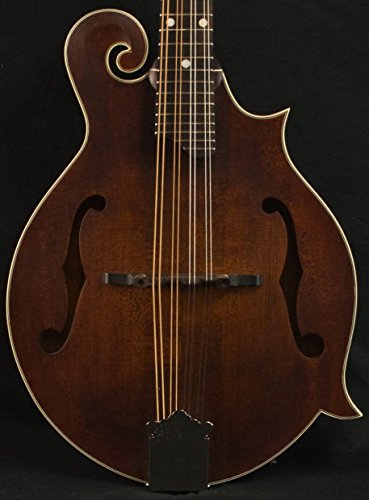 Eastman MD315 F-Style Mandolin with F-Holes, with padded gig bag
