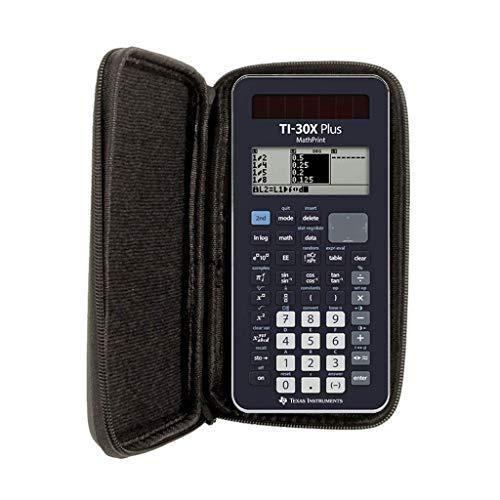 SafeCase beschermhoes voor rekenmachines en grafische rekenmachines van Texas Instruments TI 30 X Plus MathPrint