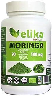 Elikafood Moringa 500 Mg 90 Comp Bote De 90 Comprimidos - 300 g