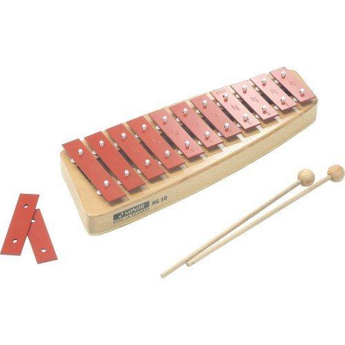 ゾノア社 SONOR 鐘の響 メタルフォン NG-10 鉄琴 グロッケンシュピール[並行輸入品]