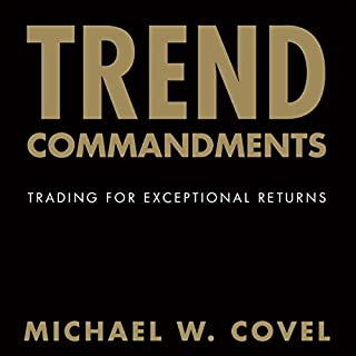 Page de couverture de Trend Commandments