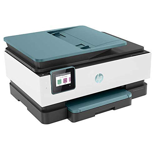 HP Officejet Pro 8028 All-in-One Printer, Scan, Copy, Fax, Wi-Fi and Cloud-Based Wireless Printing (3UC64A) (Renewed) Photo #2