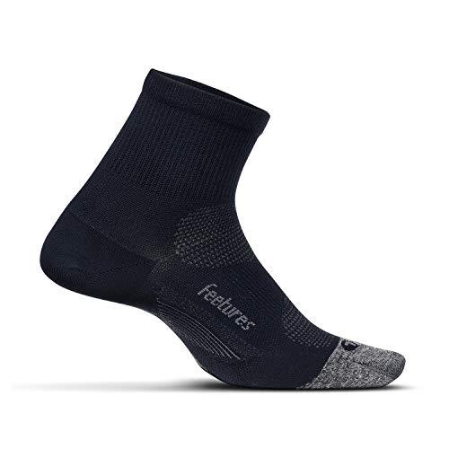 Feetures Elite Ultra Light No Show Tab Chaussettes de course athl/étique pour homme et femme