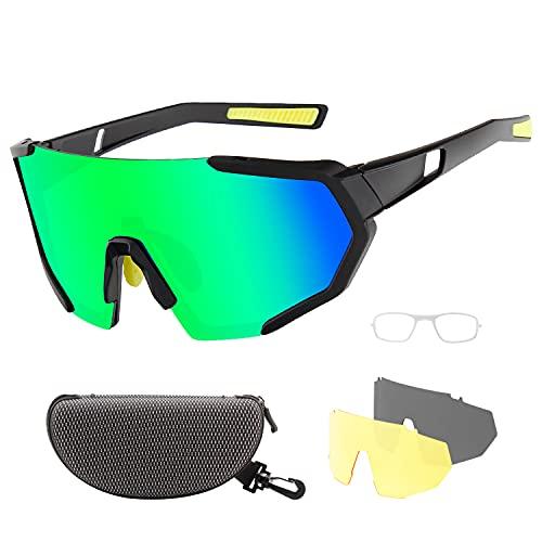 Polarized Cycling Sunglasses