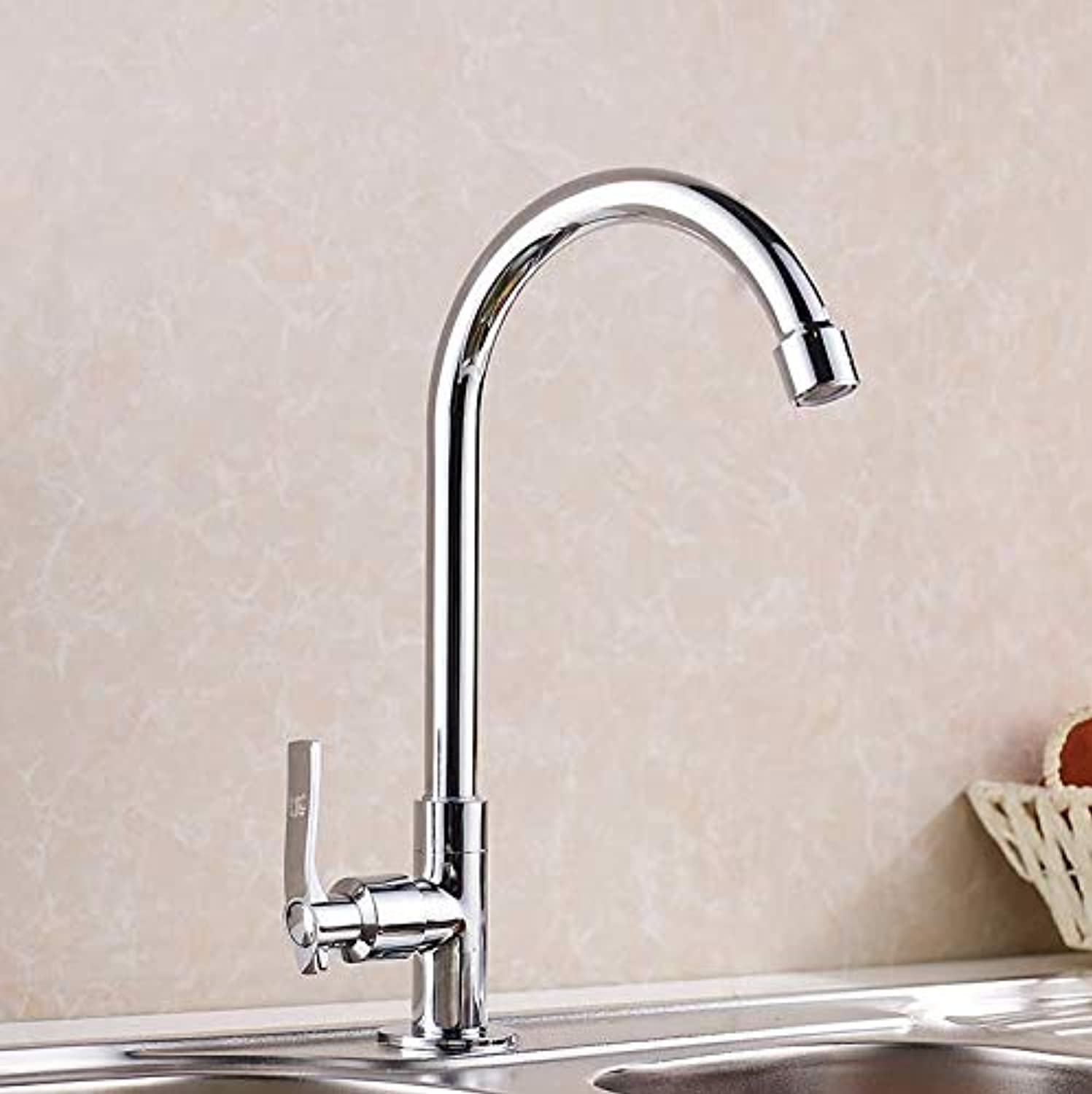 Single Cold Faucet Universal redating Copper Kitchen Sink Sink Faucet Sink Balcony Laundry Pool Faucet