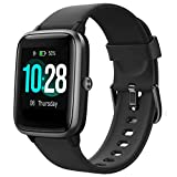 Fitness Tracker for Men Women Kids Heart Rate Monitor Waterproof Sports Fitness Watch