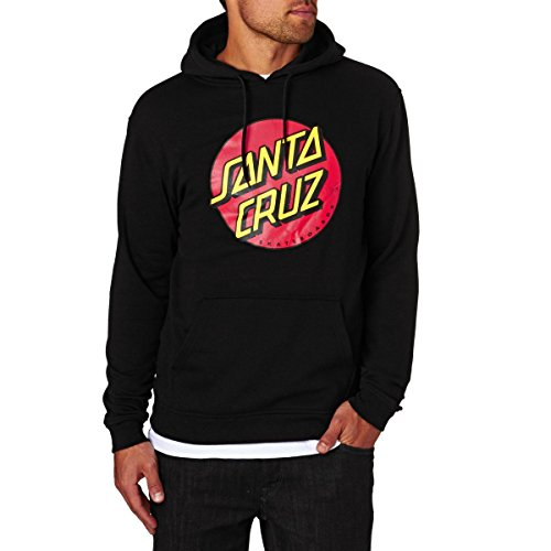 Santa Cruz Classic DOT Felpa Black