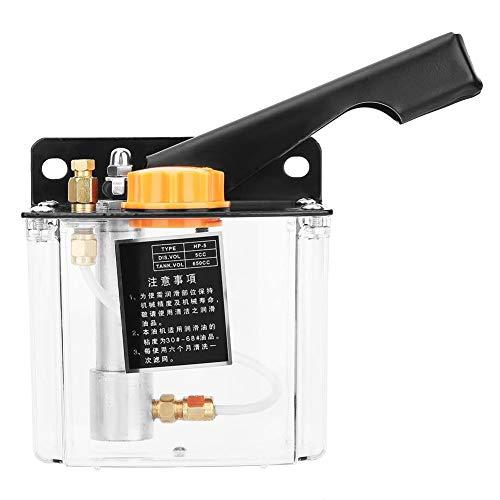 HP-5R pompe de lubrification manuelle actionnée à droite pompe à huile pour Lubrification pour Poinçonneuse CNC de Coupe Fraiseuse