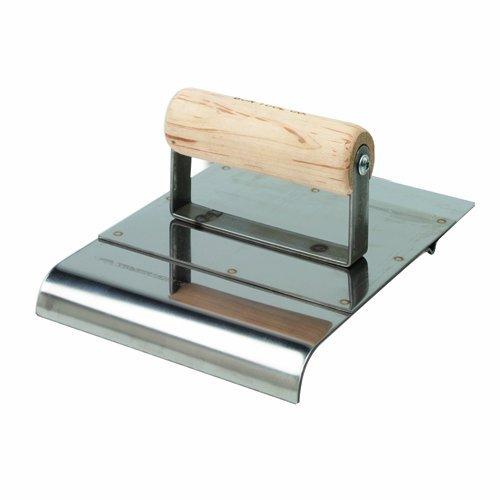 Bon Tool 22-655 Edger/Groover - 6' X 8' - 1/4' Bit - 3/8' Rad Wood Handle