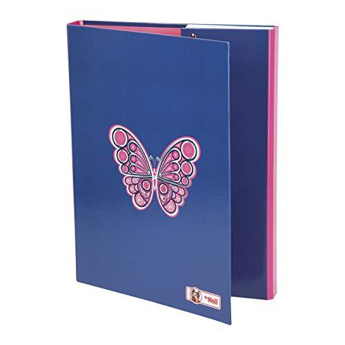 McNeill Heftbox A4, Butterfly - 2020
