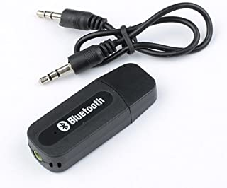 Receptor Adaptador De Sinal Bluetooth Usb P2 Som Automotivo