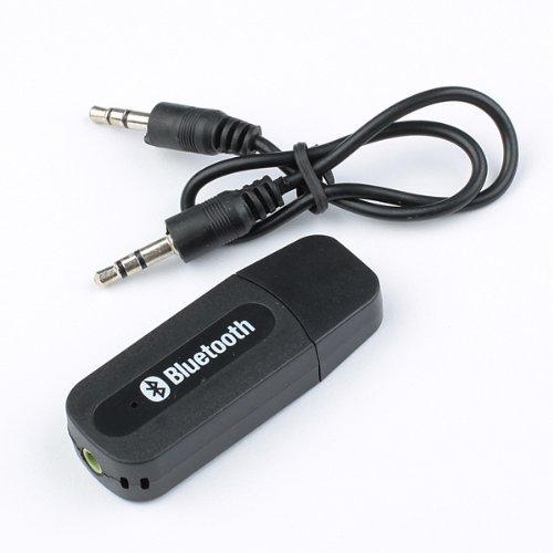 Receptor Adaptador De Sinal Bluetooth Usb P2 Som Automotivo