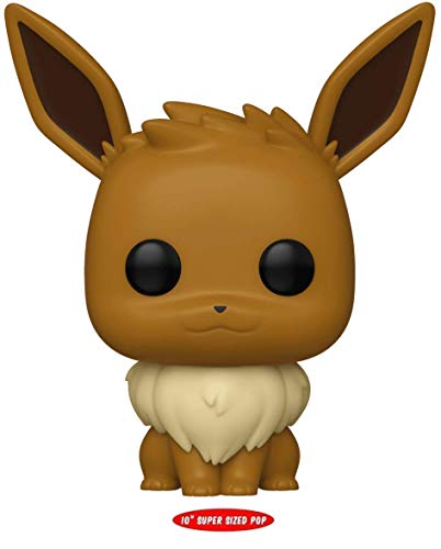 Funko POP! Games: Pokemon - 10 Eevee (Target Exclusive) image