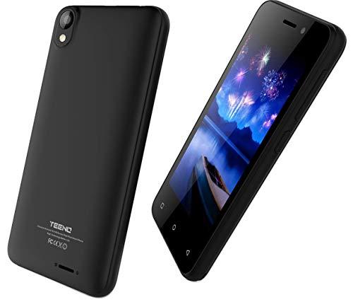 Telefono Movil Libre 4.0 Pulgadas 1GB RAM 8GB ROM 4G/WiFi 2*Micro SIM & 1 SD Card Dual Cámara