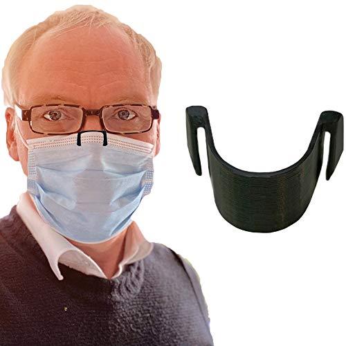 Pinza nasal antivaho para mascarilla - Evita el empañamiento - Reciclable - Totalmente biodegradable - Banda para el puente nasal (1)