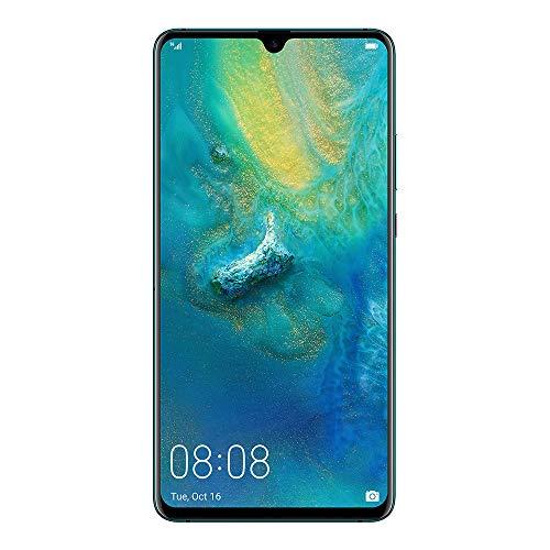 "Huawei Mate 20 X, Smartphone 5G con Pantalla OLED (RAM de 8 GB, Memoria Interna de 256 GB, Triple cámara 40MP+8MP+20MP, 4200 mAh), Android, 7.2"", Verde Esmeralda"