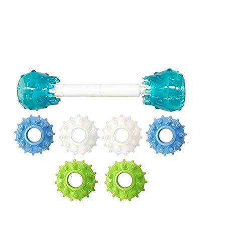 Yingyu Huisdier Speelgoed Duurzame Hond Speelgoed, Bijt-Resistant Puzzels, Bijt Lijm, Slijpen Tand.