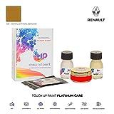 DrawndPaint for/Renault Clio/Amarillo PAMPLEMOUSSE - 368 / Touch-UP Sistema DE Pintura Coincidencia EXACTA/Platinum Care