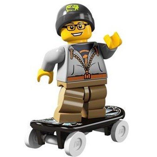 LEGO 8804 - Sammelfigur Skateboardfahrer aus Serie 4