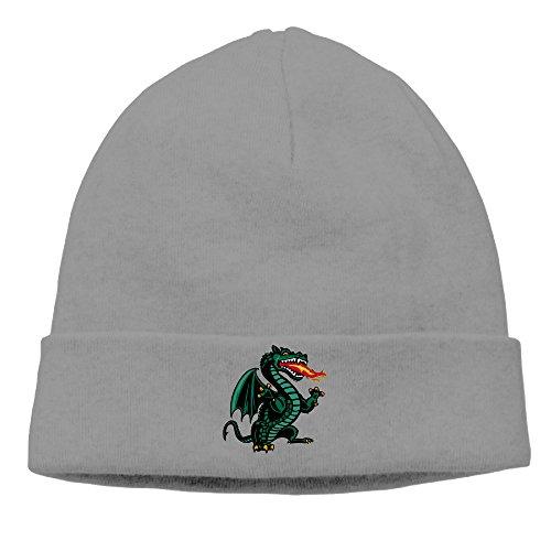 UAB Blazers Classic Dragon Logo Cap Hipster Beanie Winter Hats Watch Cap DeepHeather