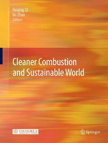 Cleaner Combustion and Sustainable World (English Edition)