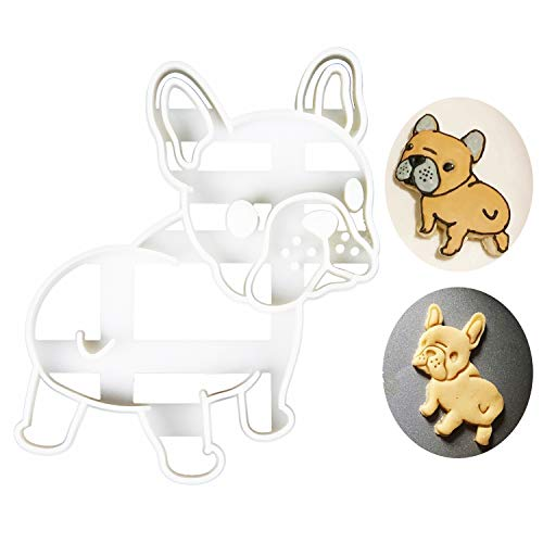 French Bulldog Butt Cookie Cutter, Cute Dog Shaped Mold