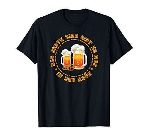 Das beste Bier gibt es in der Rhön Kreuzberg T-Shirt