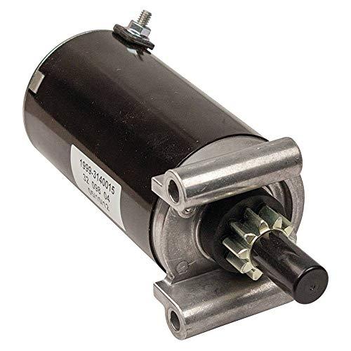 Kohler 32 098 08-S Electric Starter, Black