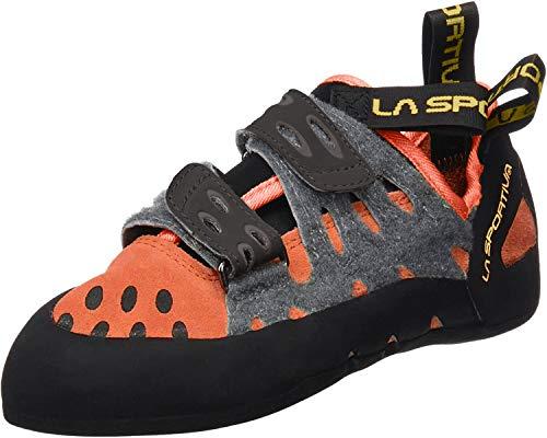 La Sportiva Tarantula, Woman Low Top Climbing Shoes, Coral (Orange), 5.5 UK (38.5 EU)