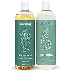 pregnancy-safe shampoo by puracy