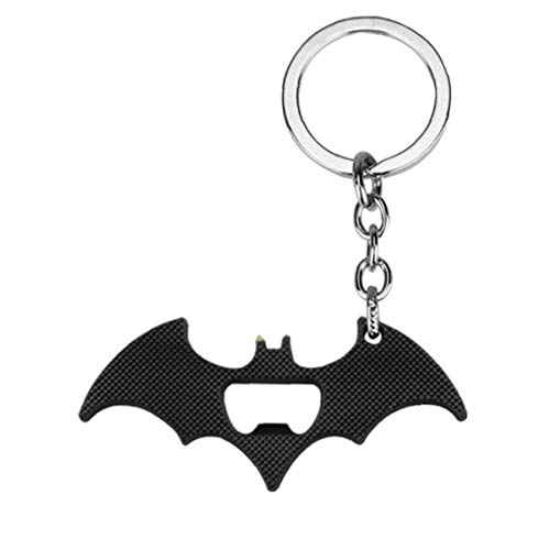Batman Multi-Werkzeug-Flaschen-Öffner Keychain Multifunktions Beweglicher Anhänger Schlüsselanhänger Flaschen Openers