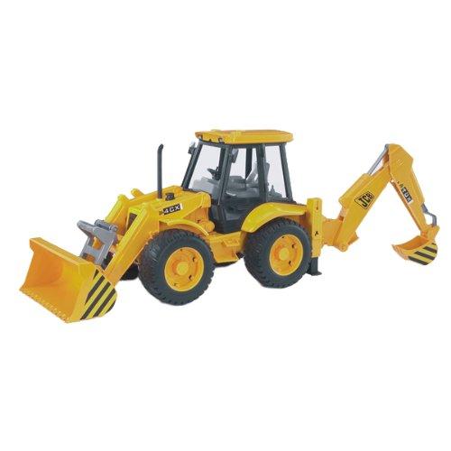 Excavadora y cargador JCB 4CX - BR-I-2428
