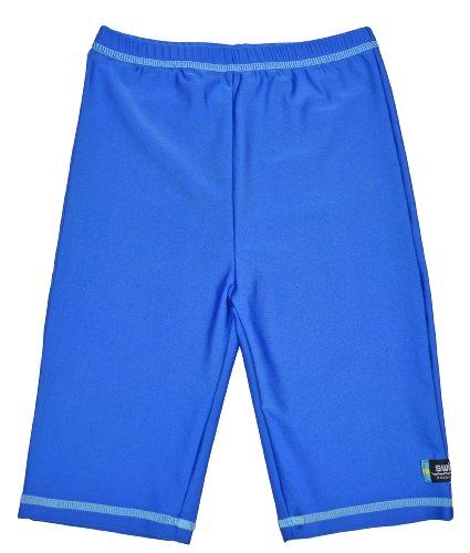 Swimpy Jungen UV Badeshorts, Fisch Blau, 86-92 (1.5-2 Jahr), 34-FI8001B
