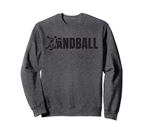 Handball - Design für Handballspieler & Handball Trainer Sweatshirt