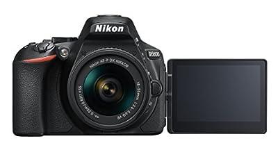D5600 DX-Format Digital SLR w/AF-P DX NIKKOR 18-55mm f/3.5-5.6G VR by Nikon