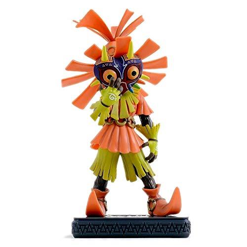 YUNDING Zelda Action Figur Spielzeug Majoras Maske 3D Modell Spielzeug Die Legende Spielzeug Von Zelda Cosplay Action Figur Spielzeug Limited-Edition Puppen Mit Box